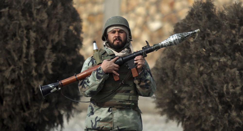 阿富汗爆炸致至少6名警察身亡