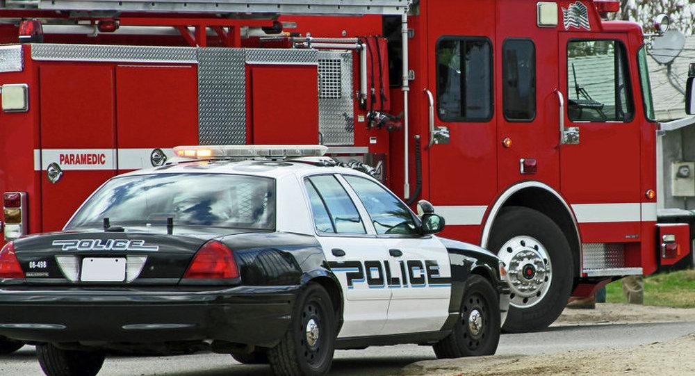 美国托儿所的火灾致5名儿童死亡