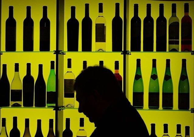 一瓶1945年的法國產葡萄酒在美以55.8萬美元被拍賣
