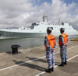 中國軍隊海外行動越來越多