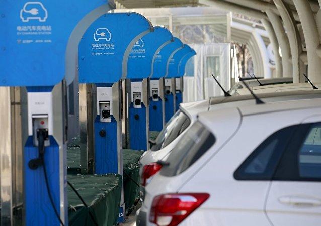 北京加速推廣新能源汽車