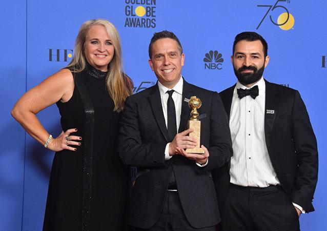 《尋夢環遊記》獲金球獎最佳動畫長片