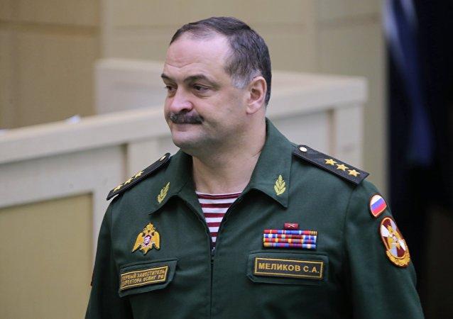 謝爾蓋•梅利科夫