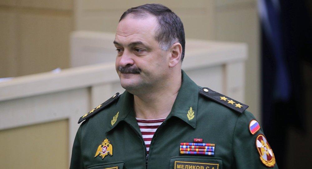 谢尔盖•梅利科夫