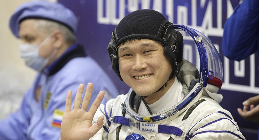 日本宇航员在国际空间站3周长高9cm