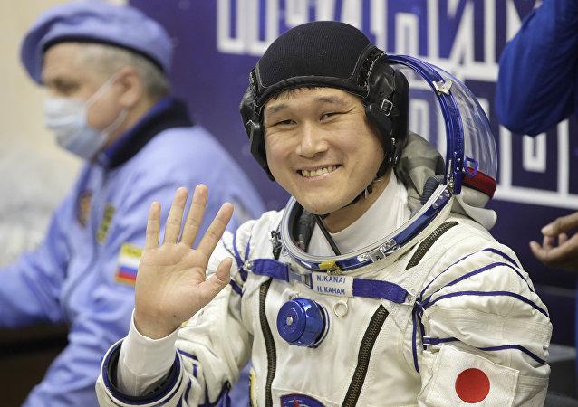 日本宇航員在國際空間站3周長高9cm