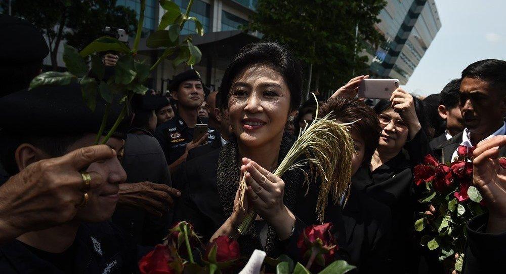 泰国前总理英拉