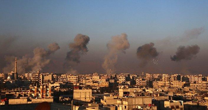 大马士革省库达伊法区