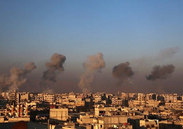 大馬士革省庫達伊法區
