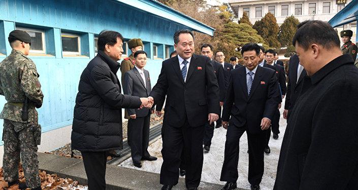 首爾同意1月15日與平壤討論朝鮮藝術團訪韓問題