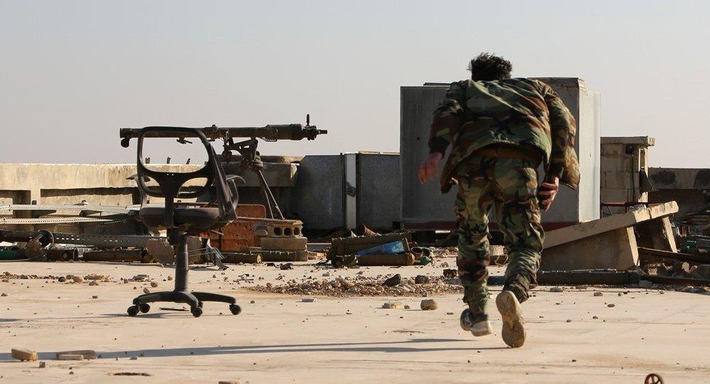 以色列1月9日凌晨对大马士革郊区的军事设施发起3次袭击