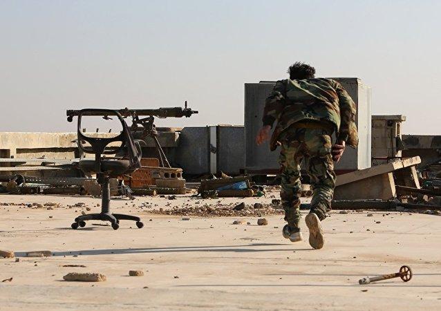 以色列1月9日凌晨對大馬士革郊區的軍事設施發起3次襲擊