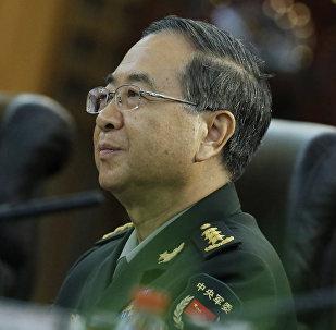 華媒:中國中央軍委聯合參謀部原參謀長涉嫌行賄受賄