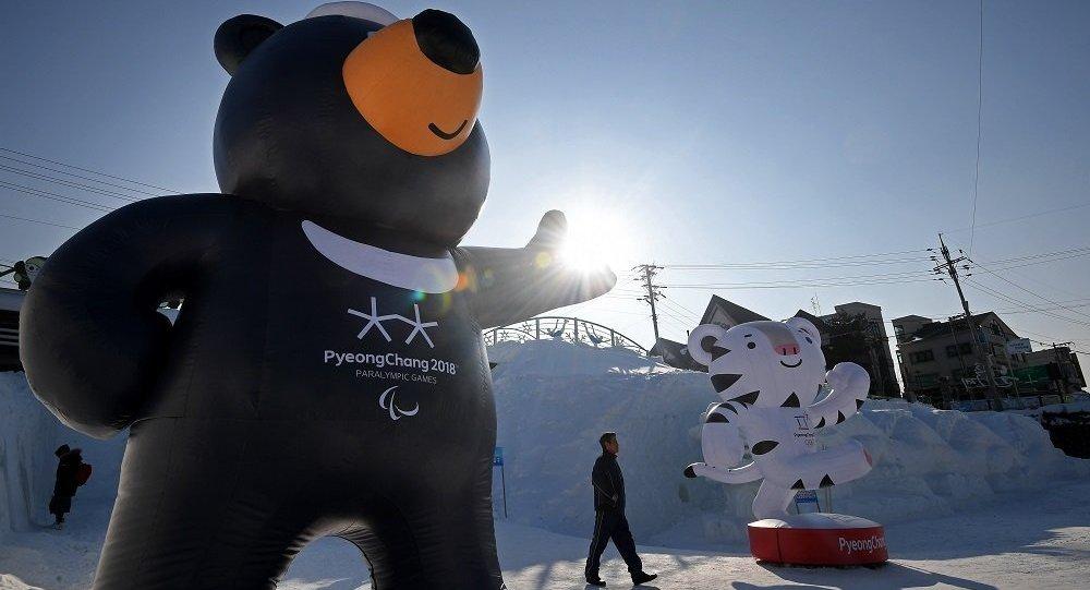 朝韩就有关朝鲜运动员参加平昌冬奥会达成共识