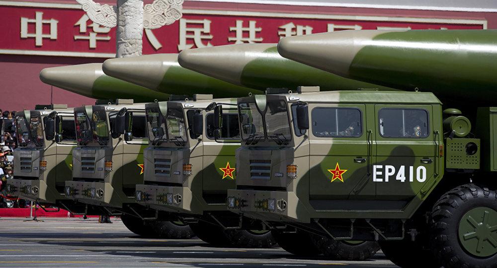 俄专家:试射东风-17以应对美国部署反导系统