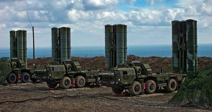 """俄议员:""""凯旋""""将在克里米亚构建密集无缝防空网"""