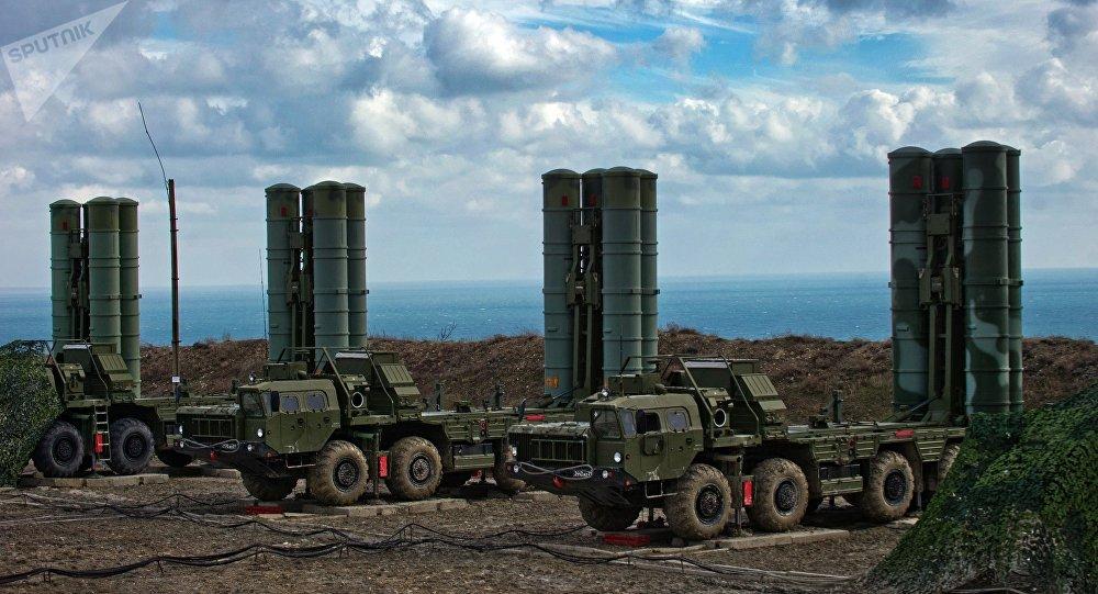 俄副总理:印度不惧美国制裁威胁采购俄S-400
