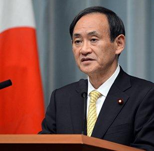 日本内阁官房长官:日本政府认为朝鲜问题无法在一次会晤中就予以解决