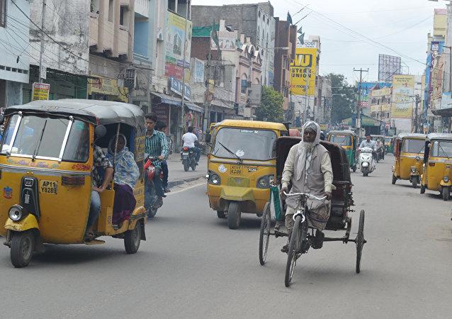 印度城市海得拉巴