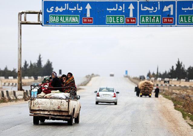普京:敘阿勒頗至拉塔基亞以及阿勒頗至哈馬的交通應在年底之前恢復