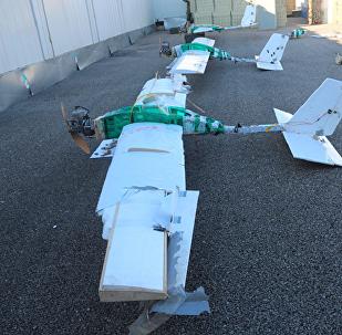 俄國防部發佈了新的攻擊赫梅米姆空軍基地的無人機照片