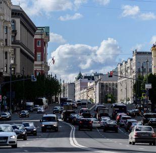 莫斯科交通