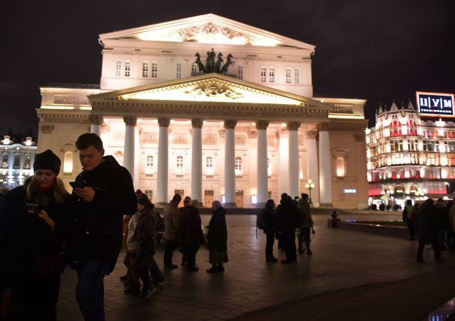 俄罗斯大剧院:中国芭蕾取得巨大飞跃