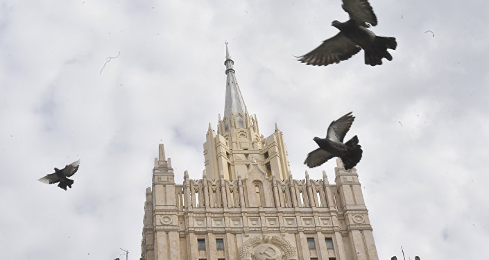 俄外交部称英国首相声明是前所未有的公然挑衅