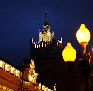 俄方不会出席美国与波兰将在华沙主办的中东问题国际会议