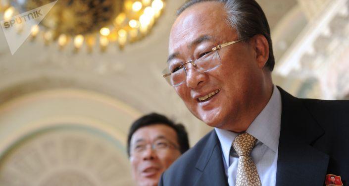 朝鲜驻俄大使:改善朝韩关系是今年的首要任务