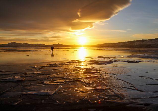 俄羅斯貝加爾湖