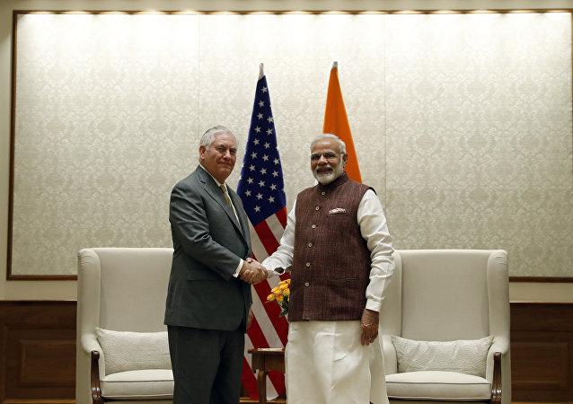 美國大使呼籲:用印度來替代中國市場