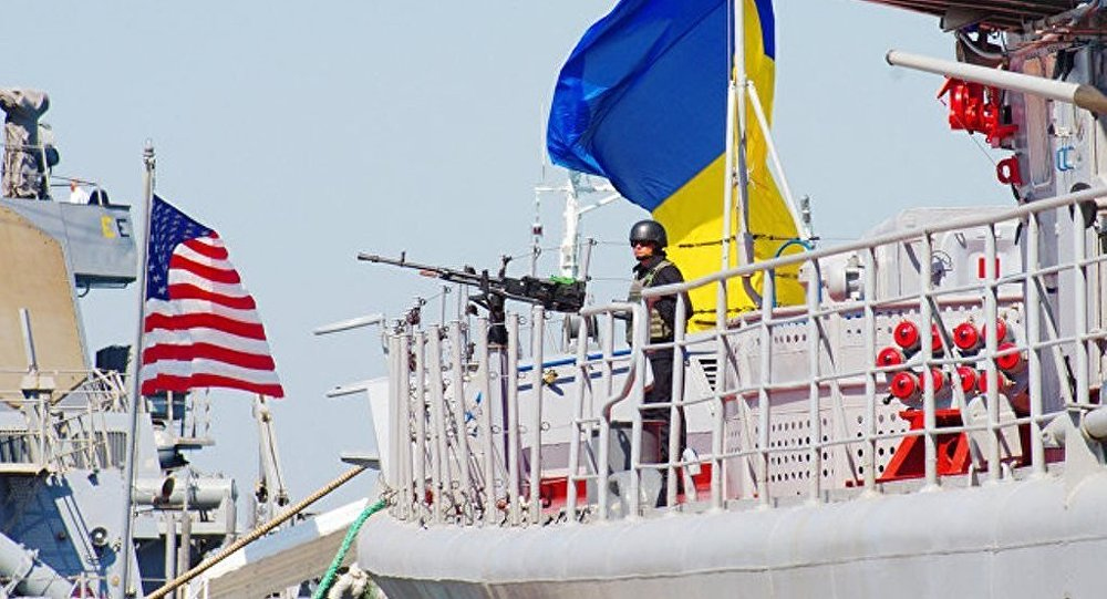 烏克蘭總統希望美國擴大對烏軍事援助