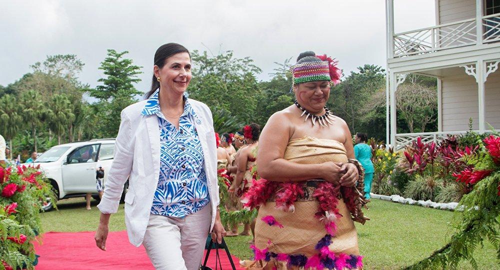 中國和澳大利亞在西南太平洋地區有何分歧?