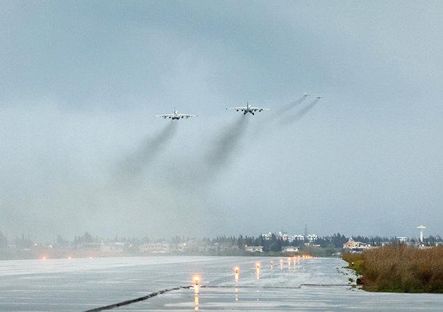 俄罗斯空军