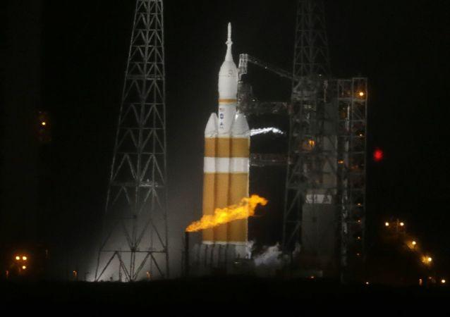 「三角洲4號」運載火箭