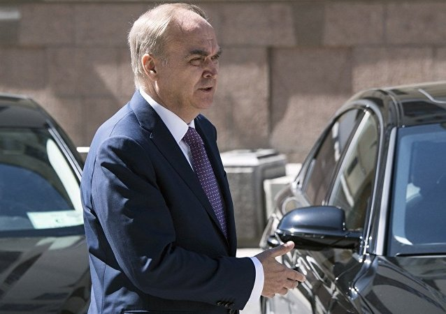 俄驻美大使:美国破坏俄名声的活动让在美俄侨民的生活变得复杂