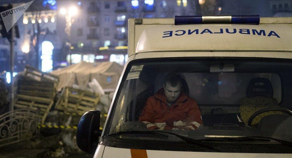 急救車,烏克蘭