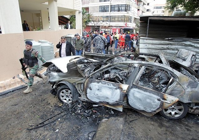 外媒:哈馬斯領導人汽車在黎巴嫩南部爆炸