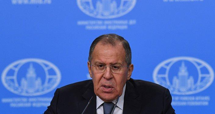 俄外長:有關上百俄羅斯人在敘利亞喪生的消息系炒作