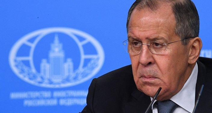 俄外长希望若斯克里帕利康复或将中毒事件解释清楚