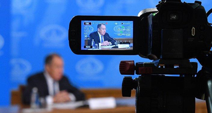 俄外長:美國會個別議員承認俄美關係完全不正常