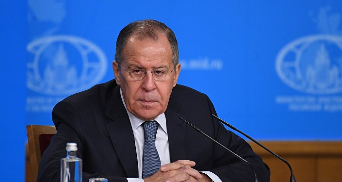 俄羅斯外長年度記者會