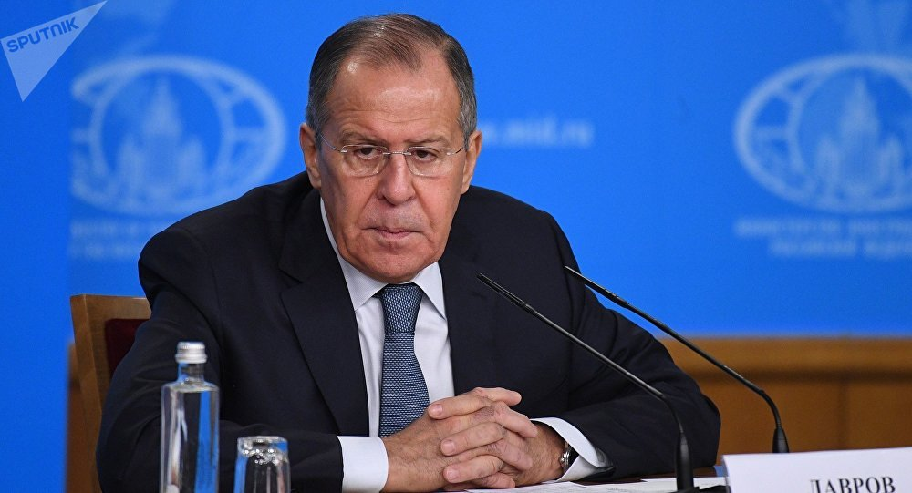 俄罗斯外长年度记者会