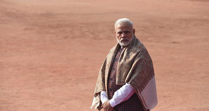 印度反对派呼吁总理莫迪就外交部高官性丑闻表态