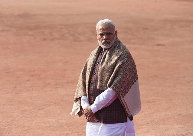 印度反對派呼籲總理莫迪就外交部高官性醜聞表態