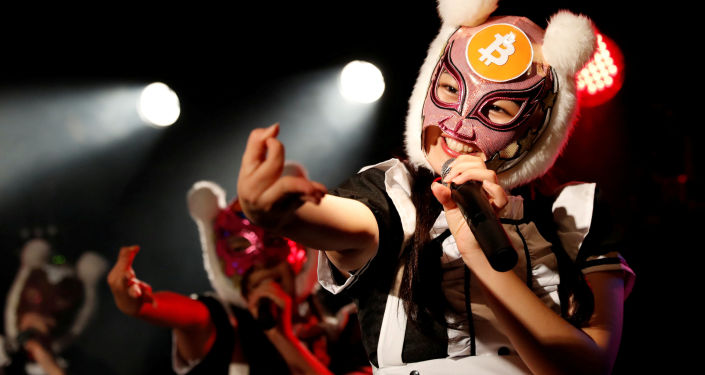 日本偶像组合Virtual Currency Girls