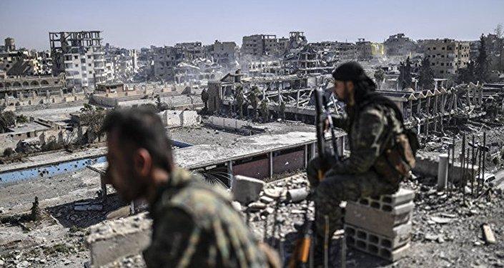 法國外交部:巴黎促請敘利亞人道局勢惡化情況下土耳其保持克制