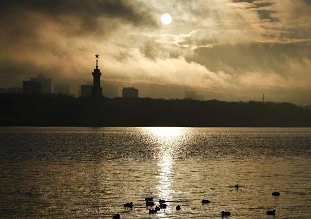 莫斯科居民12月份仅见太阳7分钟