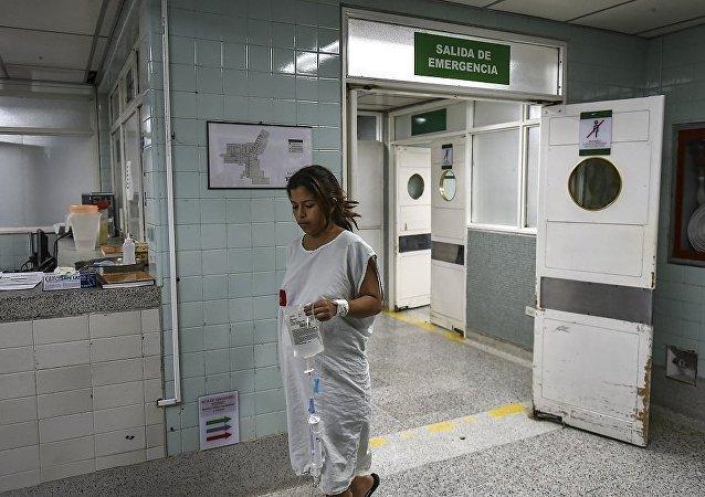 委内瑞拉总统承诺每月补贴每名孕妇3.84美元
